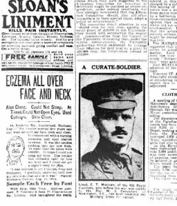 Birmingham gazette 1915